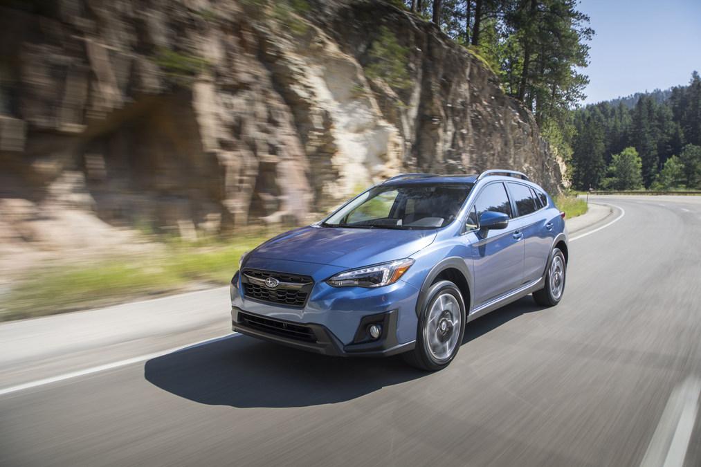 2018 Subaru Crosstrek and WRX Earn IIHS 2017 TOP SAFETY PICK  Award