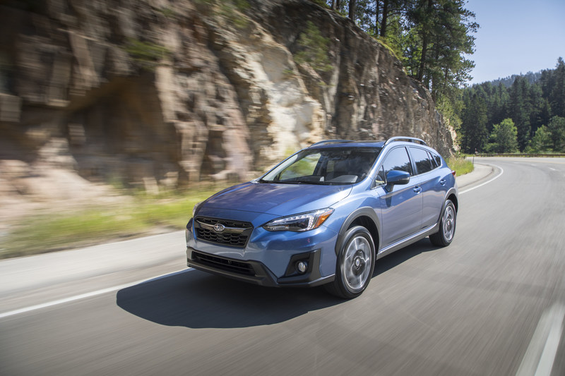 2018 Subaru Crosstrek and WRX earn IIHS 2017 Top Safety Pick+ Award