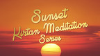 Science of Identity Foundation Launches 5 Day Sunset Kirtan Meditation Live Video Series