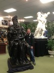 Treasure Investments Corporation Announces Plans to Open New Art Leasing Division for Bronze Sculpture