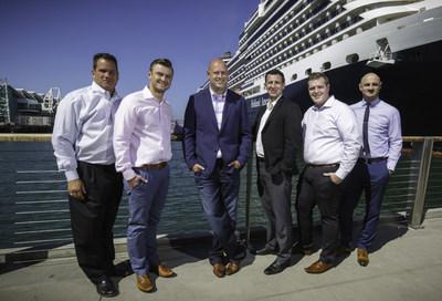 Kannaway Executive Team (From Left: Brad Tayles, Alex Grapov, Blake Schroeder, Chris Mahlmann, Justin Stephens, Steve Jones) Photo Credit: CMW Media