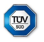 TÜV SÜD South Asia logo (PRNewsfoto/TÜV SÜD South Asia)
