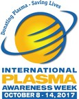 International Plasma Awareness Week (CNW Group/Prometic Plasma Resources Inc.)