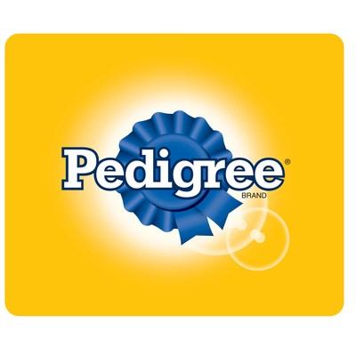 The Pedigree(R) brand logo. (PRNewsfoto/PEDIGREE(R) Brand)