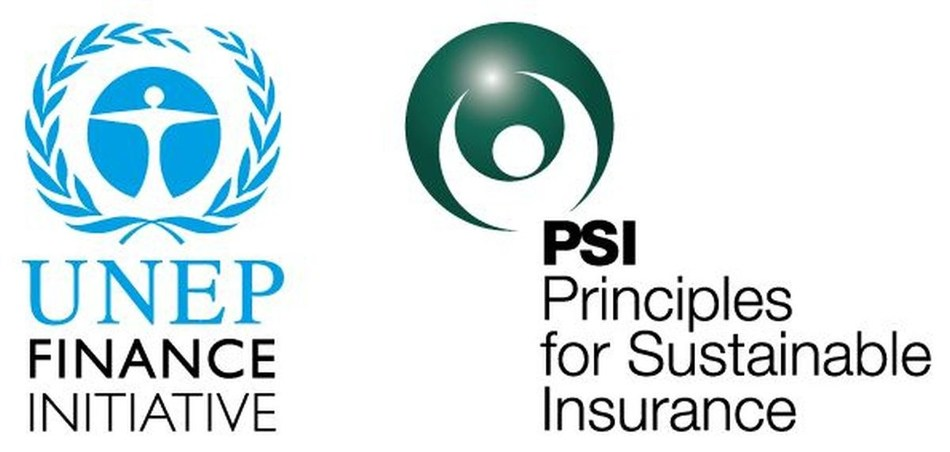 UNEP and PSI logo (PRNewsfoto/UNEP and PSI)