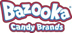 Bazooka Candy Brands Continues Strong Innovation With The Launch Of New Mouth-Tingling, Baby Bottle Pop Lollipop with Popping Powder