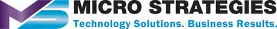 Micro Strategies. Technology Solutions. Business Results. (PRNewsFoto/Micro Strategies)