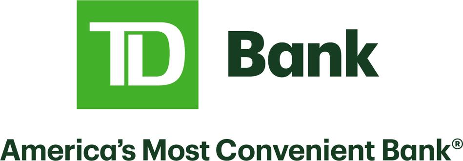 America's Most Convenient Bank.  (PRNewsFoto/TD Bank)