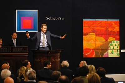 Sotheby's 2017 'Frieze Week' Sales of Contemporary Art in London Total $114.1 million, a 10% Increase Year-Over-Year