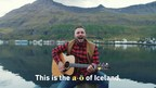 Tourists in Iceland take on 'The Hardest Karaoke Song in the World' (PRNewsfoto/Inspired by Iceland)