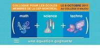 Logo : Colloque pour les écoles membres de la CEP-Montréal (Groupe CNW/Fédération des établissements d''enseignement privés)