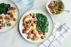 Grapes from California Featured in Three New Meal Kits from Chef'd