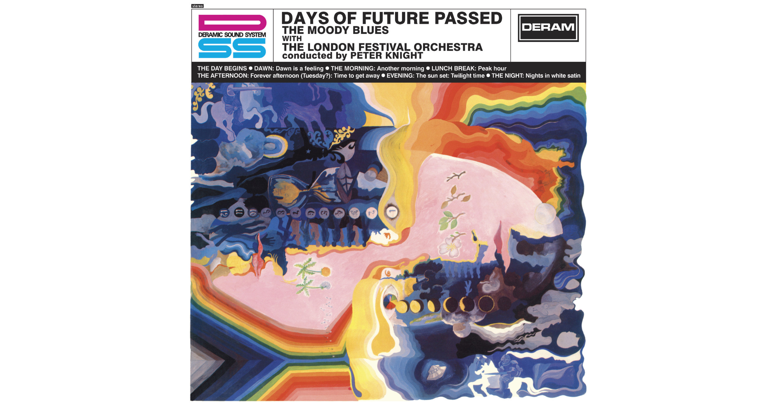 The Moody Blues' 'Days Of Future Passed' Celebrated With 50TH