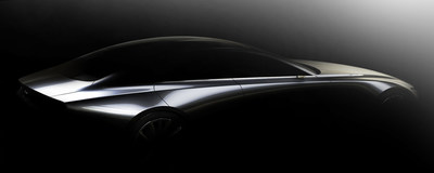Next-generation design vision (CNW Group/Mazda Canada Inc.)