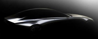 Next-generation design vision (CNW Group/Mazda Canada Inc.)