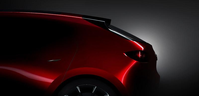 Vision du design de nouvelle génération (Groupe CNW/Mazda Canada Inc.)