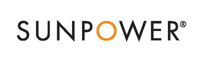Logo SunPower.  (PRNewsFoto / SunPower Corp.)