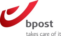 bpost logo (PRNewsfoto/bpost)