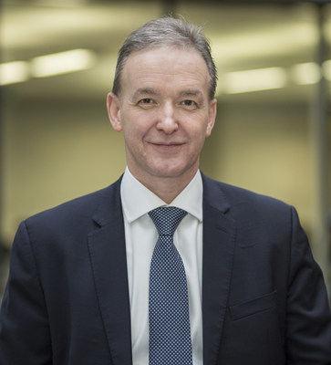 Robin Watson, chief executive of Wood
