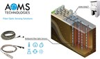 AOMS Technologies Announces Deployment of Patented Fiber Optic Sensing Technology in Environmental Projects in Europe