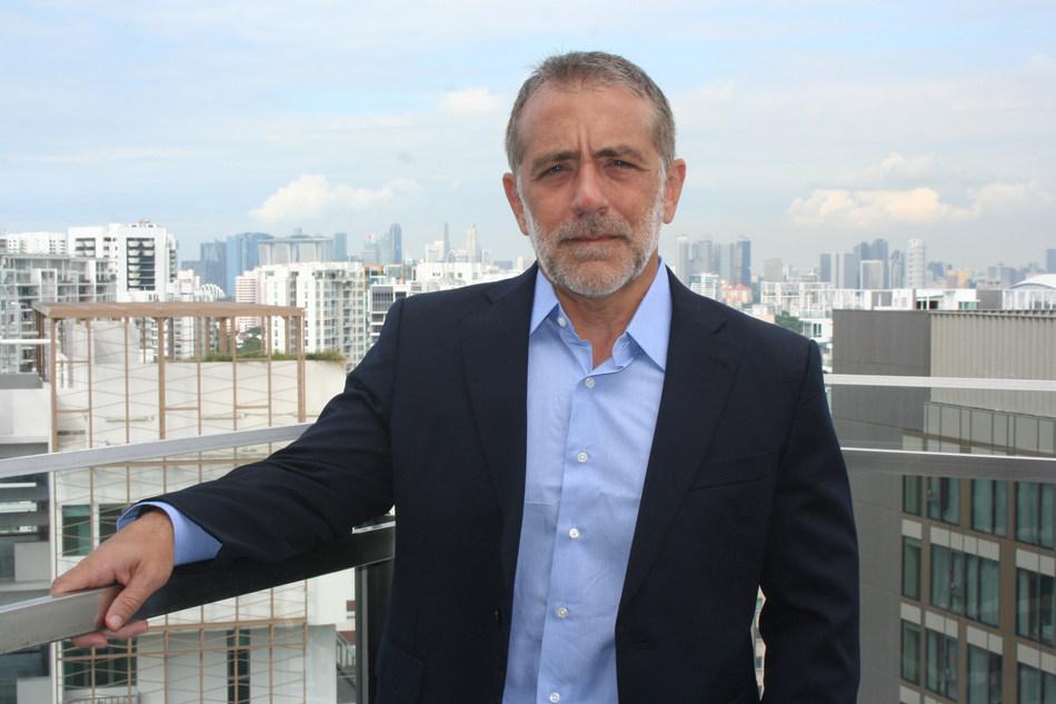 Brent Diehl, Senior Vice President, International Expansion, Monaco (PRNewsfoto/Monaco)