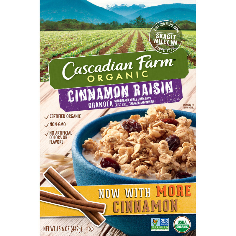 General Mills Issues Voluntary Recall Of Cascadian Farm