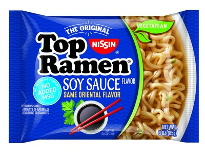 Nissin Foods® Top Ramen® Finds Noodle Zen with Updated Recipe