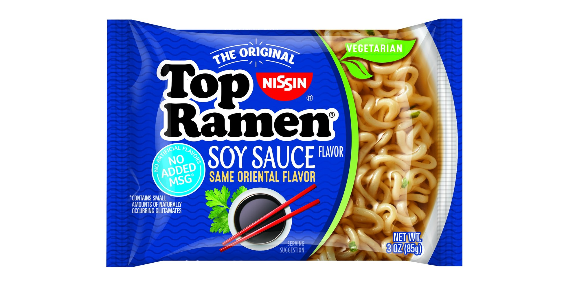 Usa Auto Insurance >> Nissin Foods® Top Ramen® Finds Noodle Zen with Updated Recipe