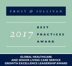 Frost & Sullivan Commends Columbia Pacific's Clear Vision in the Healthcare Delivery Space and Senior Living Services