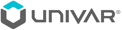 Univar, logo. (PRNewsFoto/Univar) (PRNewsfoto/Univar Inc.)