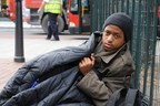 One in 10 Brits Think Homeless People are Beyond Help According to New End Youth Homelessness Survey (PRNewsfoto/Centrepoint and End Youth Home)