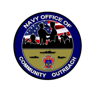 Navy Office of Community Outreach logo