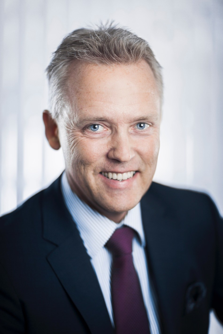 Görgen Johansson, head of Saab's Dynamics business area