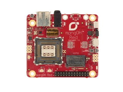 Sierra Wireless mangOH Red Open Source Hardware Platform