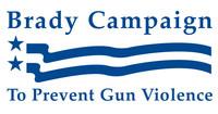 The Brady Campaign and Center to Prevent Gun Violence Logo (PRNewsfoto/The Brady Campaign and Center...)