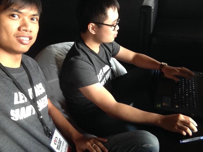 NetObjex at Bangkok Hackathon