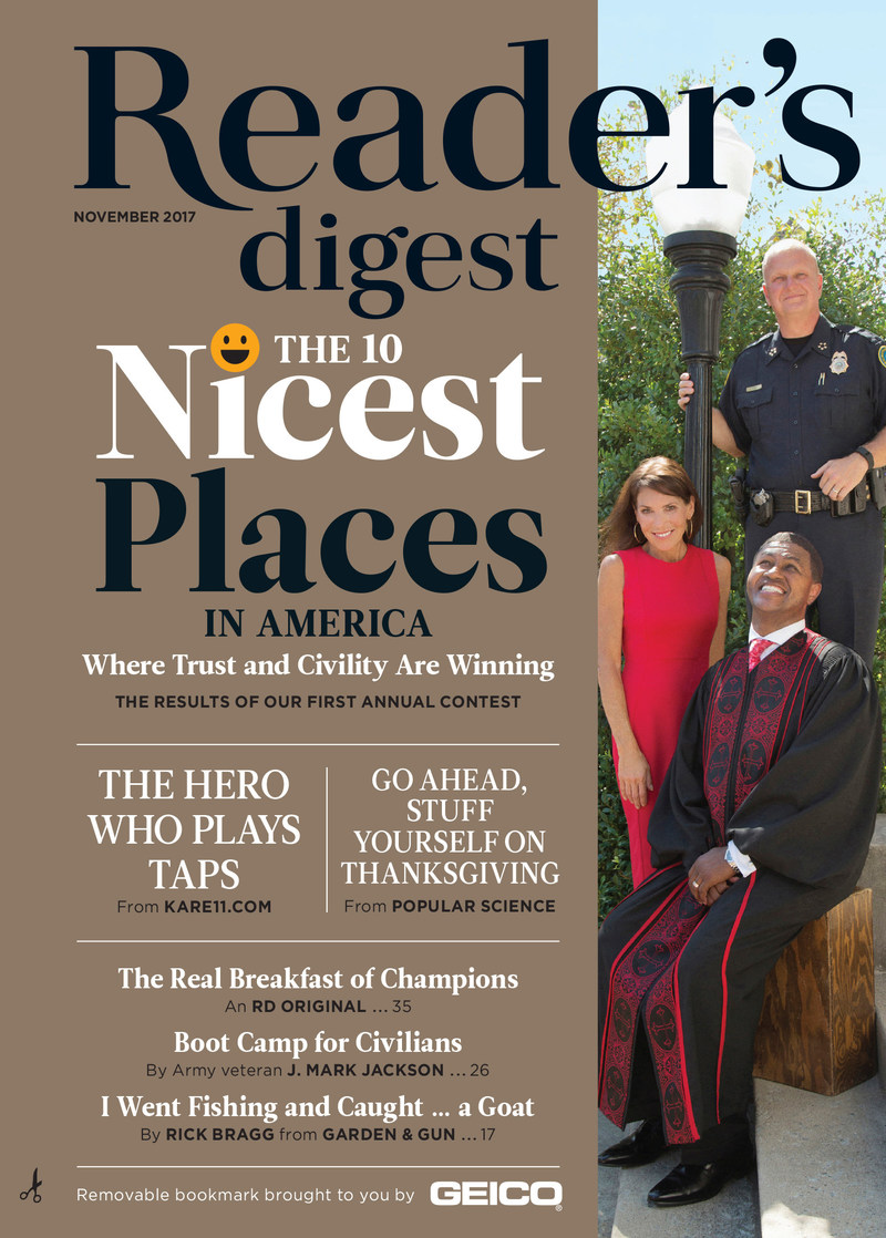Reader S Question Can I Transfer Miles From One Airline: Reader's Digest Names Gallatin, Tennessee Winner Of First