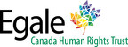 Egale works to improve the lives of LGBTQI2S people in Canada and to enhance the global response to LGBTQI2S issues. Egale will achieve this by informing public policy, inspiring cultural change, and promoting human rights and inclusion through research, education and community engagement. (CNW Group/Egale Canada)