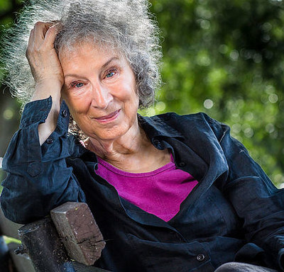 Margaret Atwood (CNW Group/Daughters for Life Foundation)