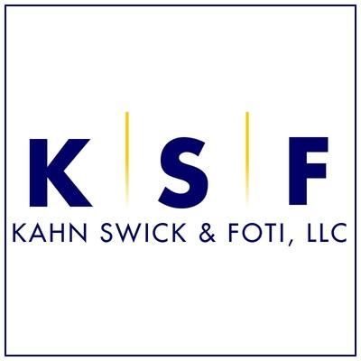Kahn Swick & Foti, LLC (