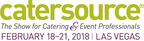 Catersource 2018 Returns to Las Vegas, Welcomes Culinary Immersion Experience, the Art of Catering Food for the Second Year