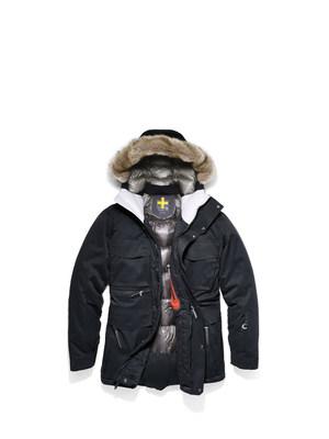 Cole Haan + Mountain Hardwear Men's GrandExpløre™ Parka_Black