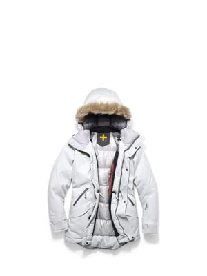 Cole Haan + Mountain Hardwear Women's GrandExpløre™ Parka_Grey Ice