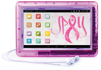 JPay's Pink Tablet is Back, Giving Incarcerated Individuals another Opportunity to Support the Fight Against Breast Cancer
