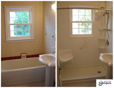bath remodeling experts introduce exclusive antimold and mildew technology to charleston