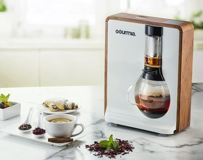 Gourmia's GTC8000 Electric Square Tea Maker is one of the smart kitchen products that Gourmia currently offer, with numerous sku's migrating to IoT over the next year