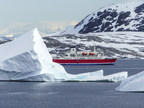 A nine night journey for two to the Antarctic peninsula aboard the G Expedition. Enjoy excursions to the peninsula and educational programs by expert staff, with a visit to the Research Centre - weather and sea conditions permitting. Donated by G Adventures (CNW Group/Ontario Science Centre)