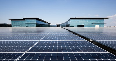 Over 20,000 Solar Panels Generate Approximately One-Third of Energy Needs at New Toyota Motor North America Campus in Plano, Texas