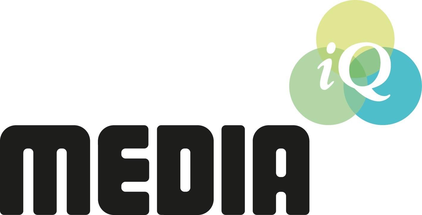 Media iQ Logo (PRNewsfoto/Media iQ)