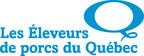 Logo : Les Éleveurs de porcs du Québec (Groupe CNW/Les Éleveurs de porcs du Québec)